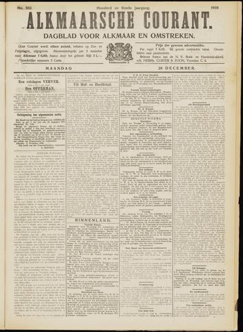 Alkmaarsche Courant 1908-12-28