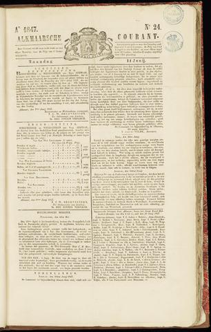 Alkmaarsche Courant 1847-06-14