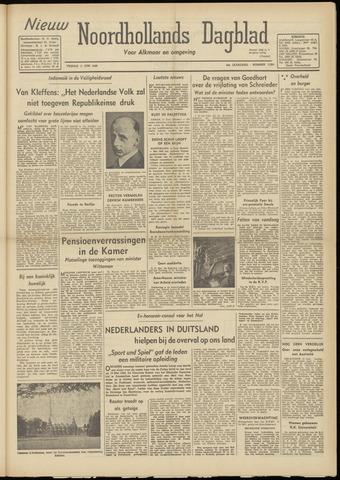 Nieuw Noordhollandsch Dagblad : voor Alkmaar en omgeving 1948-06-11