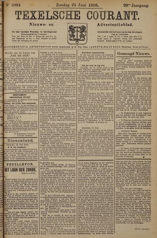 Texelsche Courant 1916-06-25