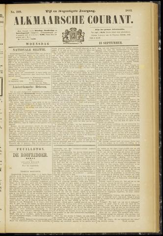 Alkmaarsche Courant 1893-09-13