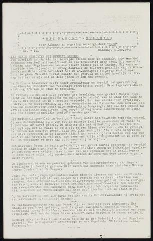 De Vrije Alkmaarder 1944-12-04