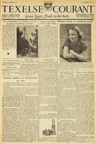 Texelsche Courant 1953-08-05