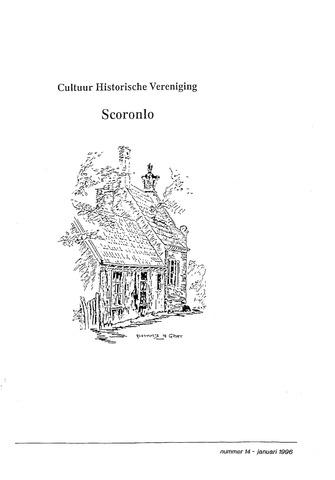 Tijdschrift van cultuurhistorische vereniging Scoronlo 1996-01-01