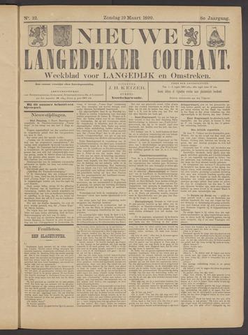 Nieuwe Langedijker Courant 1899-03-19