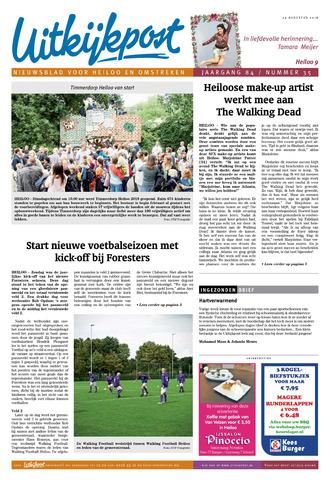 Uitkijkpost : nieuwsblad voor Heiloo e.o. 2018-08-29