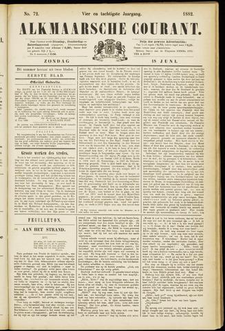 Alkmaarsche Courant 1882-06-18