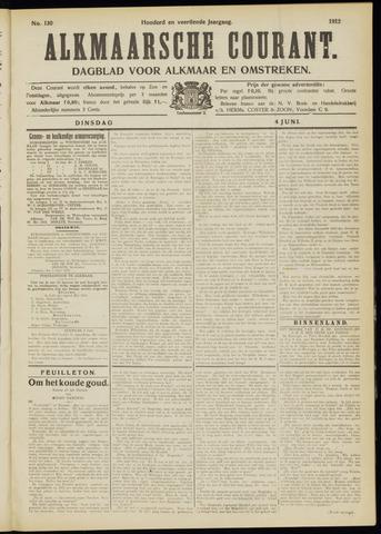 Alkmaarsche Courant 1912-06-04