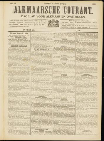 Alkmaarsche Courant 1908-07-04