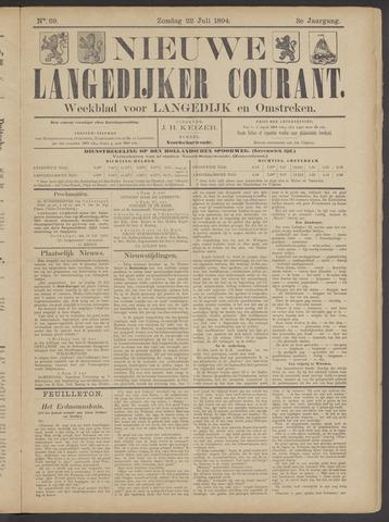 Nieuwe Langedijker Courant 1894-07-22