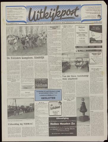 Uitkijkpost : nieuwsblad voor Heiloo e.o. 1992-04-29