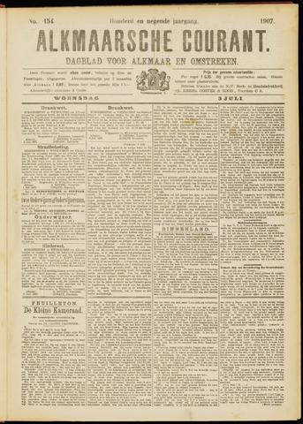 Alkmaarsche Courant 1907-07-03