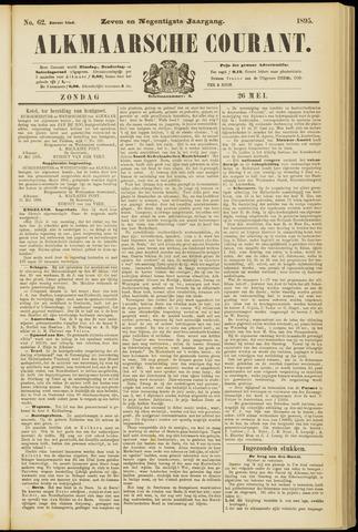 Alkmaarsche Courant 1895-05-26
