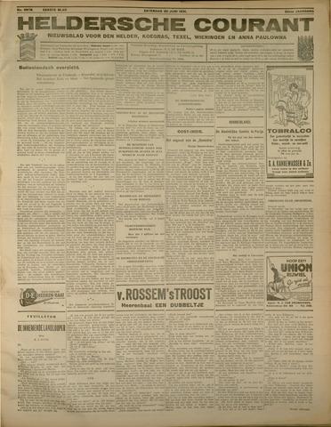 Heldersche Courant 1931-06-20