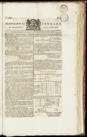 Alkmaarsche Courant 1833-01-21