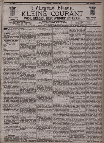 Vliegend blaadje : nieuws- en advertentiebode voor Den Helder 1897-10-02