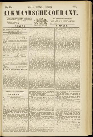 Alkmaarsche Courant 1886-03-28