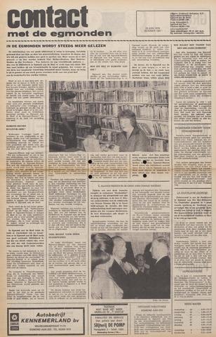 Contact met de Egmonden 1976-06-23