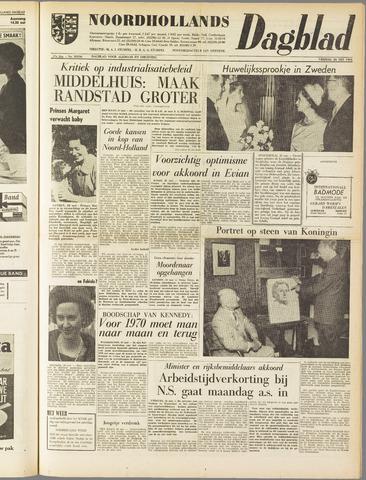 Noordhollands Dagblad : dagblad voor Alkmaar en omgeving 1961-05-26