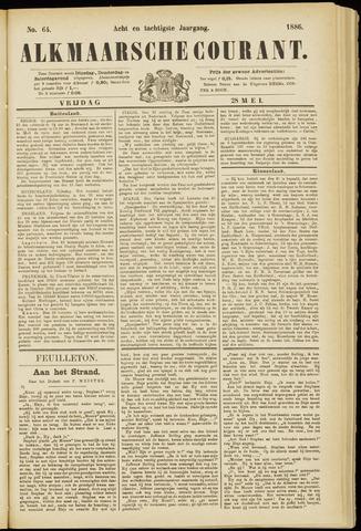 Alkmaarsche Courant 1886-05-28
