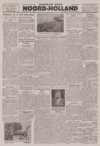 Dagblad Noord-Holland, Schager editie 1943-04-29