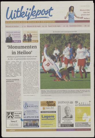 Uitkijkpost : nieuwsblad voor Heiloo e.o. 2005-11-02