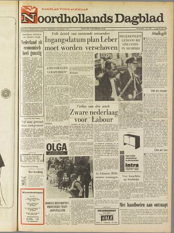Noordhollands Dagblad : dagblad voor Alkmaar en omgeving 1968-03-29