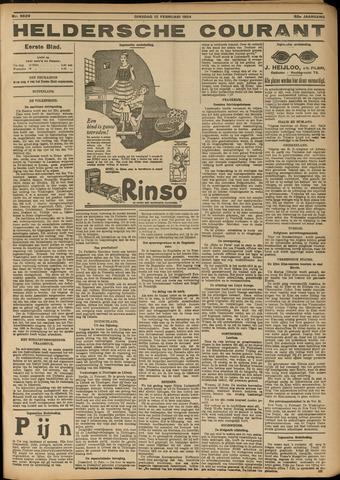 Heldersche Courant 1924-02-12