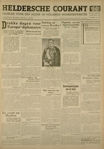 Heldersche Courant 1938-08-30