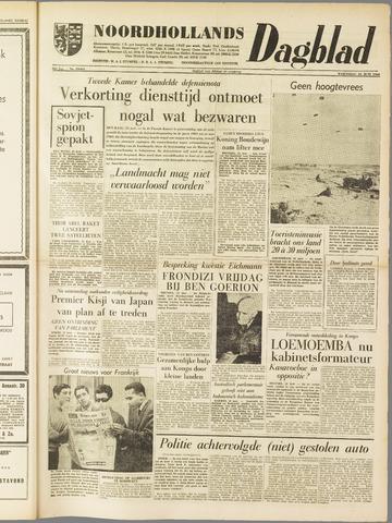 Noordhollands Dagblad : dagblad voor Alkmaar en omgeving 1960-06-22
