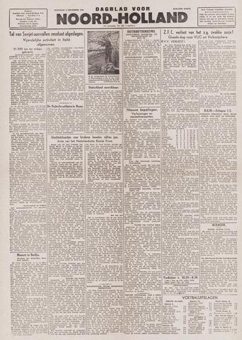 Dagblad Noord-Holland, Schager editie 1943-12-06