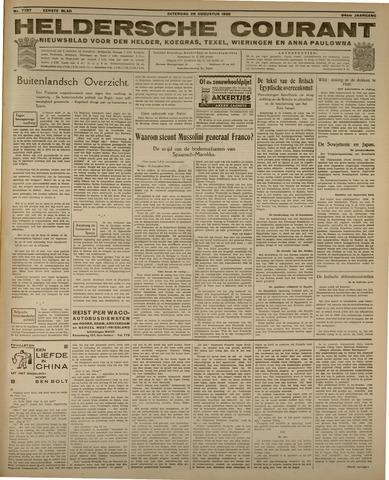Heldersche Courant 1936-08-29