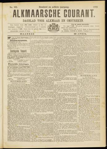 Alkmaarsche Courant 1906-04-30