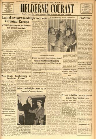 Heldersche Courant 1953-11-25