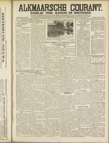 Alkmaarsche Courant 1941-10-20
