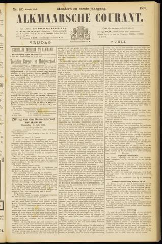 Alkmaarsche Courant 1899-07-07