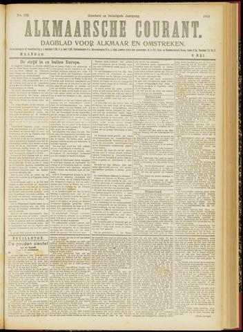 Alkmaarsche Courant 1918-05-06