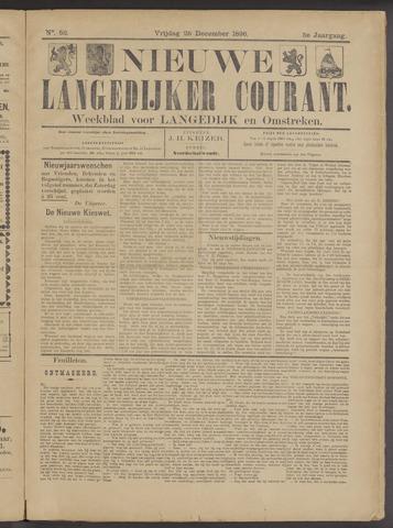 Nieuwe Langedijker Courant 1896-12-25