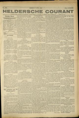 Heldersche Courant 1925-04-21