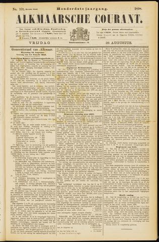 Alkmaarsche Courant 1898-08-26