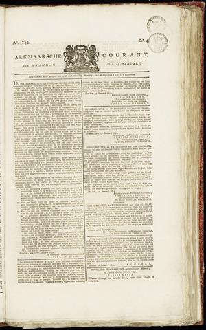 Alkmaarsche Courant 1832-01-23