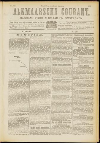 Alkmaarsche Courant 1915-07-06