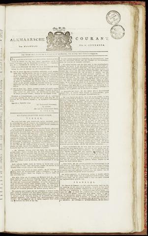 Alkmaarsche Courant 1829-09-21