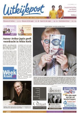 Uitkijkpost : nieuwsblad voor Heiloo e.o. 2010-09-08