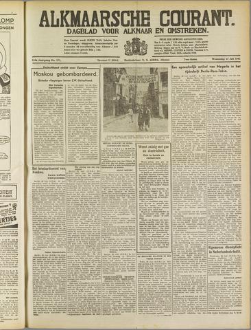 Alkmaarsche Courant 1941-07-23