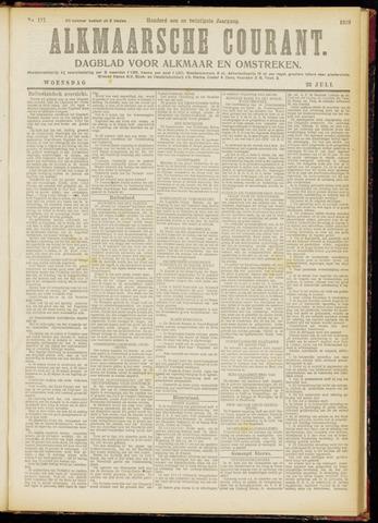 Alkmaarsche Courant 1919-07-23