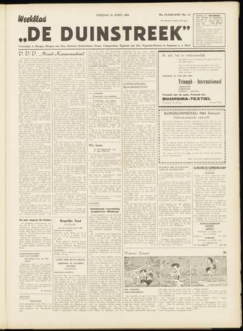 De Duinstreek 1964-04-10