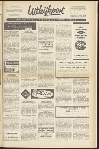 Uitkijkpost : nieuwsblad voor Heiloo e.o. 1964-10-08