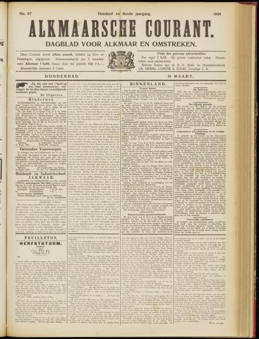 Alkmaarsche Courant 1908-03-19