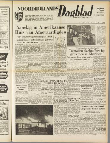Noordhollands Dagblad : dagblad voor Alkmaar en omgeving 1954-03-02